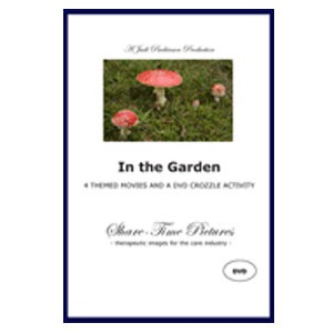 In the Garden reminiscence DVD with music