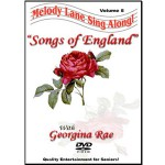 Melody Lane Songs of England singalong dvd