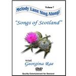 Melody Lane Songs of Scotland singalong dvd