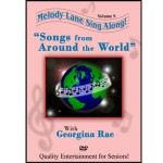 Melody Lane songs from around the world singalong dvd