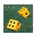 15 cm coated foam dice