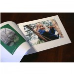 In the Garden picture book for nonverbal adults with dementia