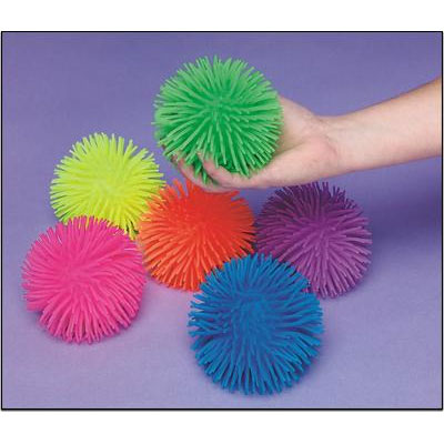Tactile Ball - Puffer Ball - Box ?n   Dice