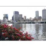 Brisbane Skyline 1 jigsaw puzzle image