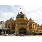 Flinders Street Station jigsaw puzzle image