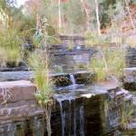 Karijini Outback Waterfall