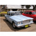 S Series Valiant car jigsaw puzzle image