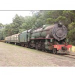 Steam Train jigsaw puzzle image