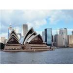 Sydney Opera House 2 Jigsaw Puzzle Image