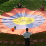Target Design Parachute