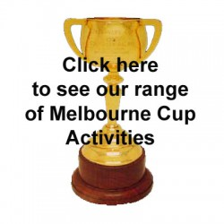 Melbourne Cup Activities promotional picture