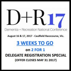Dementia and Recreation Conference