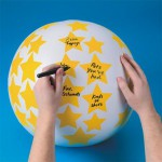 Create your own conversation ball