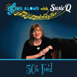 Sing Along With Susie Q - 50s Fun DVD