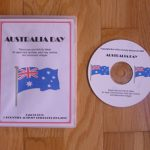 Australia Day Manual of Resources and Activity Ideas - CD format