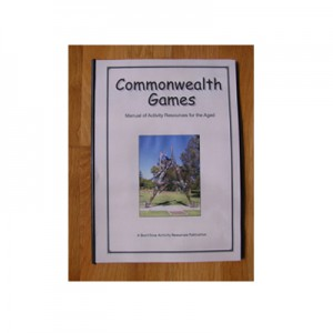 Commonwealth Games Manual of Activity Ideas
