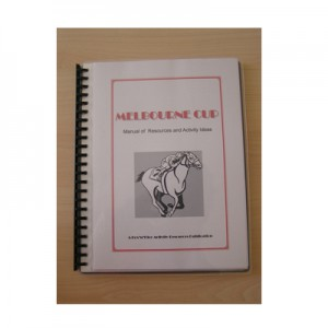 Melbourne Cup Manual of Activity Ideas