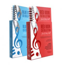 Music Accompaniment to the Red and Blue Large Print Song Books