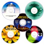 Aged Care Trivia DVDs Sets 6 to 10