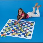 Jumbo Snakes and Ladder Game