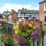 Jigsaw Puzzle Image - Pembridge in England