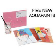 New Aquapaints sign
