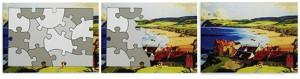 Coastal Path puzzle - how it works