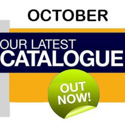October 2016 catalogue is here!