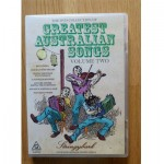 Greatest Australian Songs Volume 2 Sing Along DVD