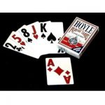 Hoyle Super Jumbo Playing Cards