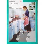 The Kitchen 13 piece plastic jigsaw puzzle