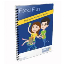 Food Fun - Food Based Activities for Groups