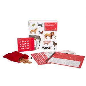 Animal Bingo - Audio Bingo overview
