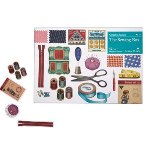 Creative Scenes - The Sewing Box