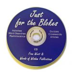 Just for the Blokes -CD of Activities