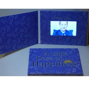 A Little Dose of Happiness Video Comfort Card