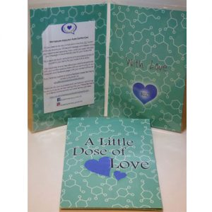 A Little Dose of Love Audio Comfort Card