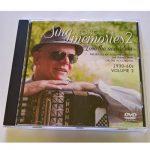 Sing Along Memories 2 DVD