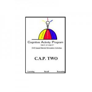 Cognitive Activity Program DVD 2
