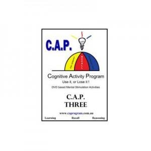Cognitive Activity Program DVD 3