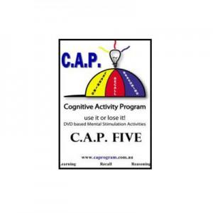 Cognitive Activity Program DVD 5