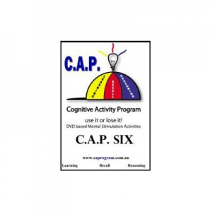 Cognitive Activity Program DVD 6
