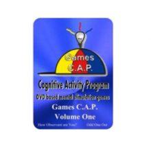 Games Cognitive Activity Program DVD