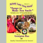 Songs to Make You Smile - Vol11 DVD Cover2019a