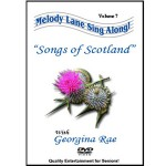 Melody Lane Songs of Scotland singalong dvd