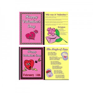 St Valentine's Day Posters