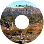 Tasmania's Overland Track slideshow DVD with music