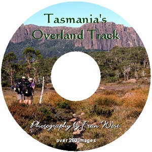 Tasmania's Overland Track slideshow DVD with music