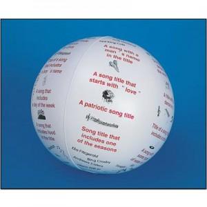 Music conversation ball