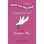 Melody Lane Songs for the Soul singalong DVD